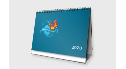 Tischkalender 2020 Download